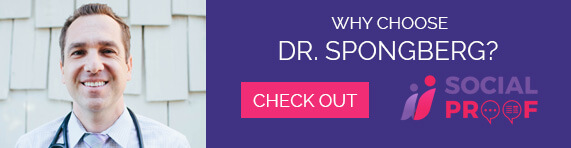Why Choose Dr. Spongberg? Check Out SocialProof.Co